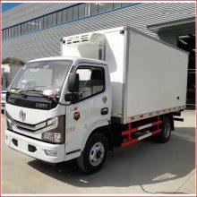 永定县30吨冷藏运输车生产厂家