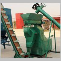 大型环模饲料颗粒机 环模饲料颗粒机高产量 鼎达自产养殖机械