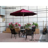 深圳酒店户外桌椅沙发厂家批发定制、认准户外家具领导品牌馨宁居