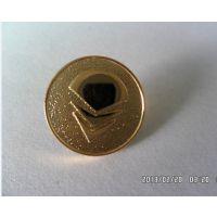 郑州金属徽章设计制作南阳高档企业logo订做胸牌厂家