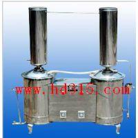 中西不锈钢双重蒸馏水器(5L) 型号:DD15-7DZQ库号:M277728