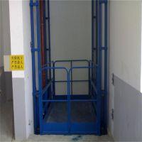 济南伟晨供应重庆大吨位货梯楼层间货物传输,壁挂式升降机 固定式升降台