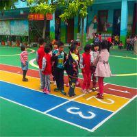 橡胶EPDM地面施工 中山幼儿园EPDM场地铺设 现浇橡胶颗粒工程承包