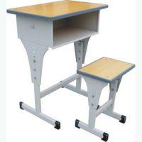 热销钢制厂家直销 学生辅导班课桌椅 单人活动课桌椅