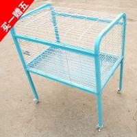 厂家直销兔笼子 种兔笼 兔子笼 大号獭兔笼 子母兔笼 狗展示笼