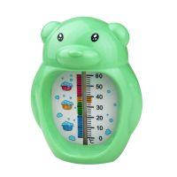 小白熊牌  上海总代理  小熊型婴儿水温计09223