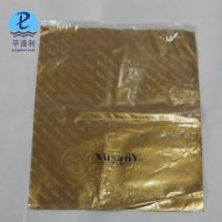 供应品牌服装包装袋 可定制印刷LOGO 透明自粘袋 拉骨袋批发