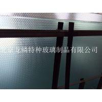 龙鳞防滑玻璃、防滑钢化玻璃