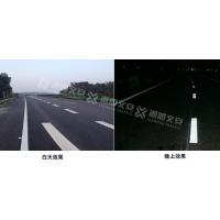 湖南郴州品牌标线涂料生产厂家|湘旭——热熔标线涂料夜间为什么会反光
