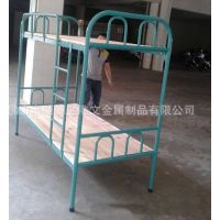 港文 厂家直销简约现代学生上下床|铁床厂家|上下铺宿舍床GW-B113