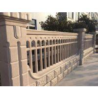 组合完美郑州天艺批发金格组合围栏模具厚6cm 栏板总长3.7m的栏板模具