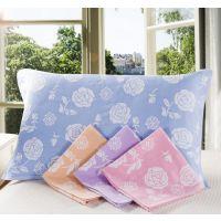 高品质丽竹纤维枕巾