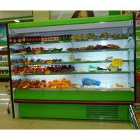 安德利FM水果保鲜柜 弧形风幕柜 环保节能