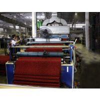 单、双色宝丽美喷丝地毯生产线