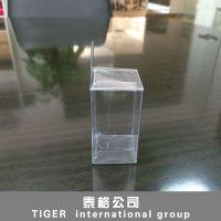 厂家生产超透覆膜PET折盒耳机包装