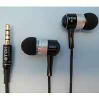 厂家直销 TDK EB800入耳式金属耳机 重低音耳塞 电脑游戏耳机