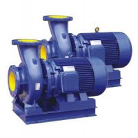 太平洋泵业 ISW型卧式管道离心泵 循环水泵 清水泵