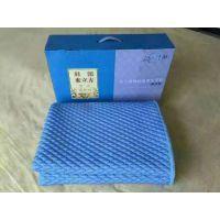 哪有供应蓝色韩国米立方床垫价格多少