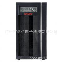 深圳山特 UPS电源 C6KS 主机配12V100AH铅酸蓄电池16节 6000VA