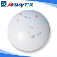 卧室 客厅 卫生间专用12W雷达感应LED吸顶灯 高功率因素 无频闪