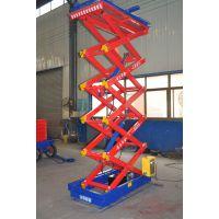 湖北安装升降平台 专业厂家固定式升降机安装维修 固定式升降货梯价格