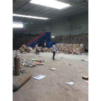 豫华机械厂(在线咨询)|长寿废纸打包机|全自动卧式废纸打包机