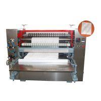 供应卸妆棉机械设备,广州全自动无纺布卸妆棉机器 ,手插式卸妆棉设备厂家