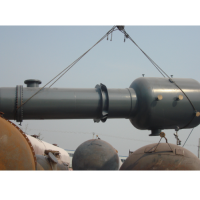 百特机械厂家生产氨冷塔压力容器