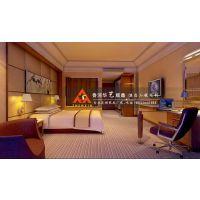 供应星级酒店家具 板式家具 现代酒店套房家具TF-155华艺顺鑫