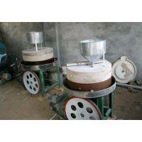 特级高筋面粉专用天然石磨机 小麦面粉电动石磨 一件代发