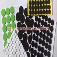 透明 红色 绿色硅胶垫 白色黑色吸音棉 防尘泡棉