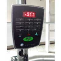沃诺VN001并列式电子计量挤奶厅设备加挤奶器控制面板