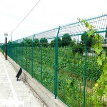 折弯防护网 别墅小区防护网 圈墙网现货