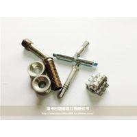 供应:不锈钢螺丝 螺母 连接 非标不锈钢制品【厂家直销代加工】
