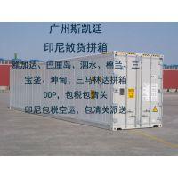 印尼包税进口/印尼双清到门/印尼散货拼箱/印尼进口全包代理