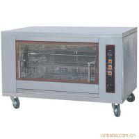 供应YXD-168旋转式电烤炉、炸鸭炉、电扒炉、