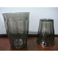 供应仿玻璃塑料产品,透明碗,透明杯