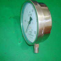 氨压力表YA-150BF/禁油压力表/不锈钢316材质