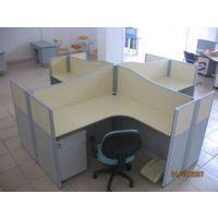 天津办公家具,员工工位,屏风隔断,电脑桌设计定做(图)