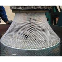 饲养雏鸡时应使用多大孔径的塑料隔离网_安平上善养鸡塑料网0.8-3cm孔
