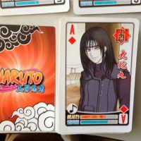 火影忍者扑克牌,定制印刷火影动漫扑克