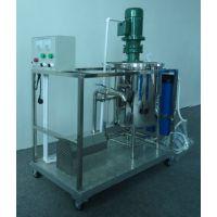小型日化生产设备 可以生产洗发水洗衣液洗洁精等产品