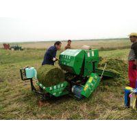 畜牧养殖机械 陕西销售圣泰牌青贮饲料打包机 饲料青储打包机