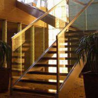 北京朝阳区钢结构焊接楼梯安装制作