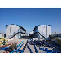 北京通州祈虹彩钢厂家直销低价环保新型QHCG-003低价彩钢板活动房