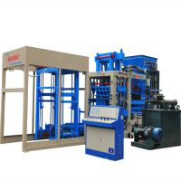 8-15液压砌块成型机价格|全自动水泥制砖机厂家