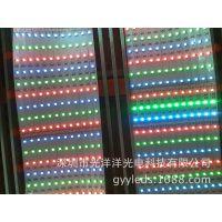 LED低压软灯条 贴片3528 120灯 白板 LED七彩灯带 双排 12V不防水