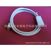 高清MINI视频转换线 苹果笔记本macbook DP转HDMI转接线 正品1.8m