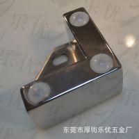 厂家供应不锈钢精美沙发脚 直角 柜脚 茶几脚 优质不锈钢五金脚