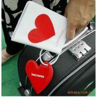 精美时尚行李牌+护照夹 二合1    行李牌